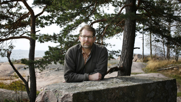 Hannu Pohjannoro is the first Finnish composer to qualify for the finals in the International Henri Dutilleux Composition Competition.