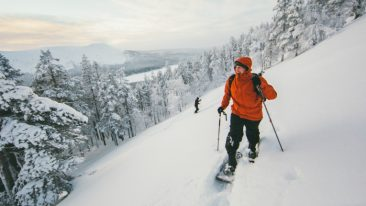 In addition to Chinese tourists, more and more European travellers are drawn to Lapland.