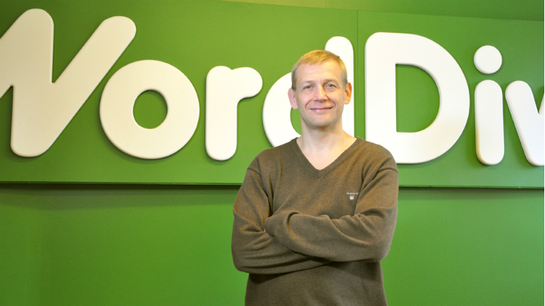 CEO Timo-Pekka Leinonen founded WordDive together with four other people.