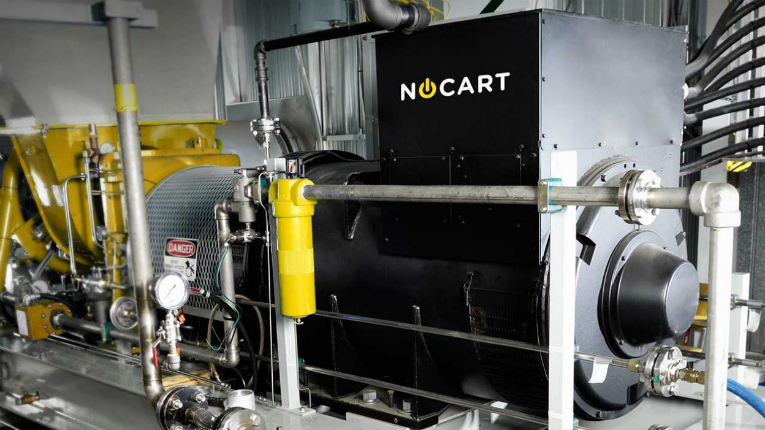 Nocart delivers many kinds of power plant projects.