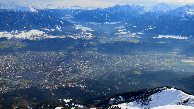 The 55-kilometre-long Brenner Base Tunnel that runs under the Alps will be connected to the Innsbruck railway bypass under the surveillance of Pöyry.