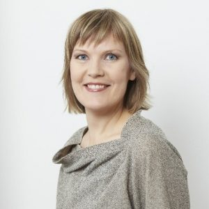 Taina Mikkola sought to develop a digital solution to make daily routines smoother.