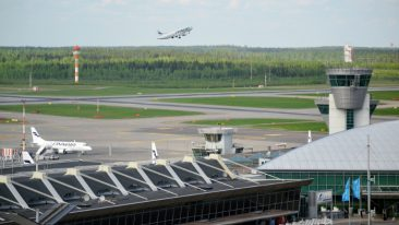 Helsinki Airport is the leading hub of air traffic between Europe and Asia and offers the fastest and shortest route between the two continents.