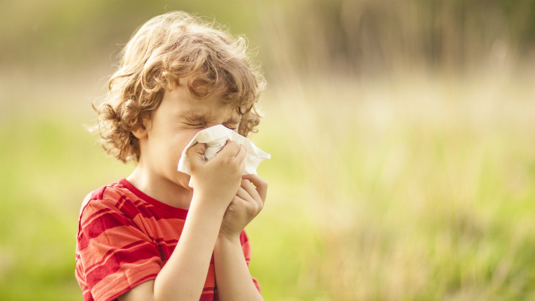 Sunny days don't go without sneezing for everyone. Desentum wants to ease the burden of allergies.