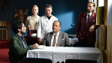 The Other Side of Hope is Kaurismäki's latest film to touch on the ongoing migration crisis.