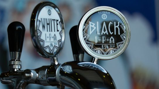 The Black IPA is set to tap into international markets.