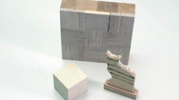 Versatile Design produced the first demo products using VTT's CatLignin material.