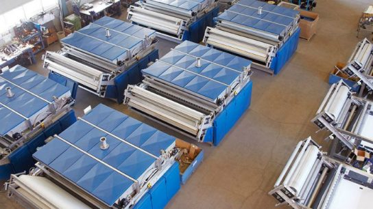 Dewaco provides complete sludge thickening, dewatering and sludge removal systems.