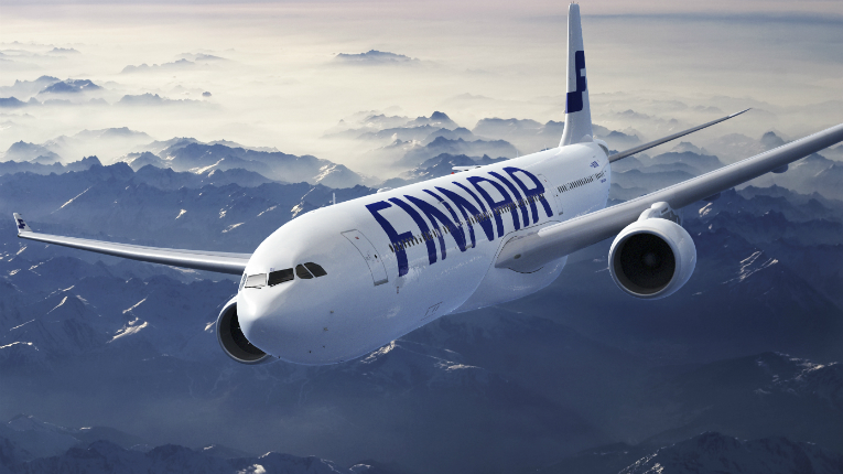 Finnair planes will become an even more frequent sight at Moscow and St. Petersburg airports come April.