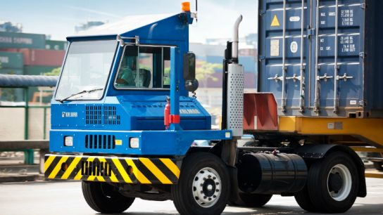 Kalmar's terminal tractors have been hugely popular in the Americas ever since the Kalmar Ottawa T2 series was launched three years ago.