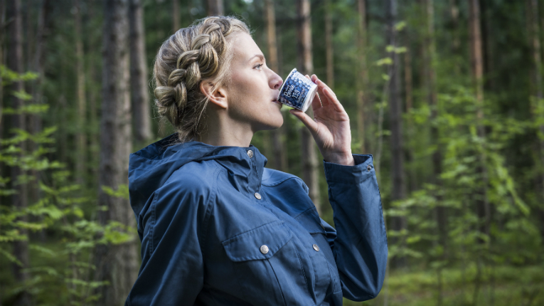 The annual wild berry consumption in Finland is approximately eight kilograms per person, and is a vital part of the daily diet. Berries contain more vitamins, trace elements, minerals, and polyphenols than many fruits.