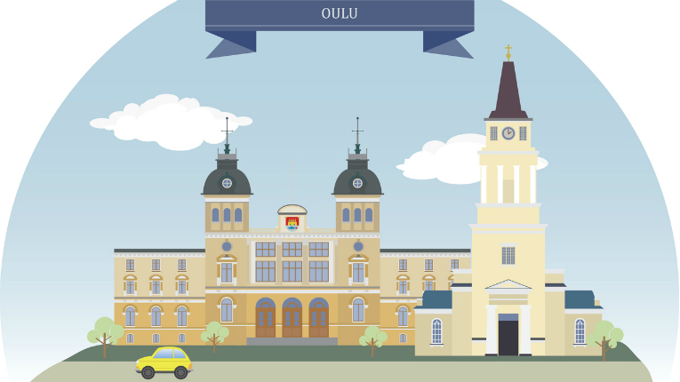 Oulu is home to a thriving startup scene.