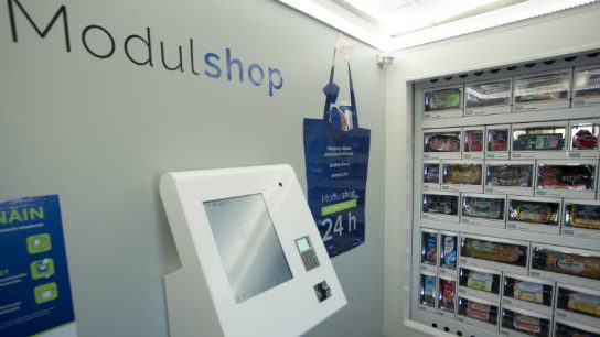 Modulshop was born out of the collaboration of over a dozen companies.