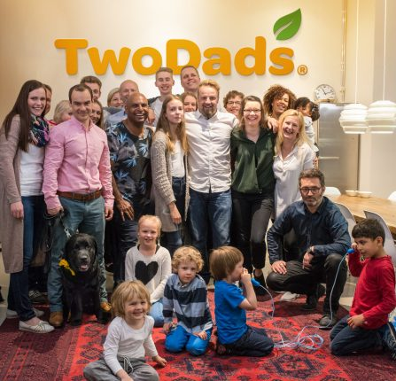 TwoDads aims to make the healthy option an easy one for families.