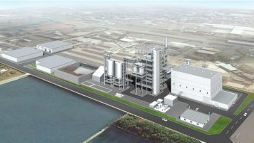 Valmet supplies Japan's biggest bio-fuelled plant