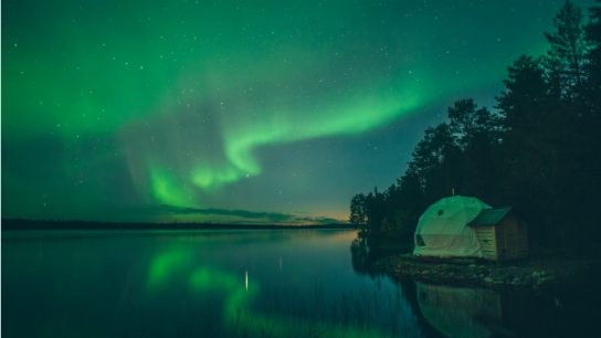 Finland has become a desirable travel destination for the Chinese: last year, visitor numbers were up by one-third on 2015.