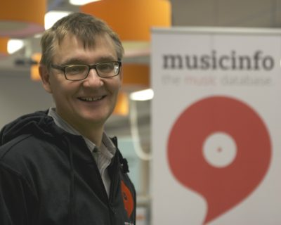 "Musicinfo initially started out by gathering all music- and musician-related information under one metadata roof. ""We created the Google of music,"" Halttunen recalls."