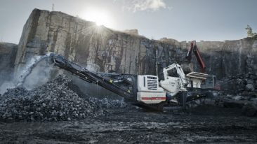 Metso and CDE make sand together in India