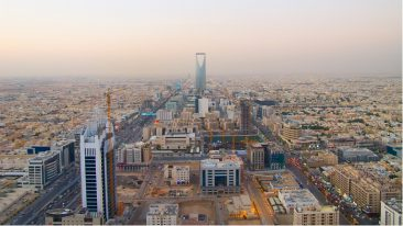 KONE is going to supply 418 elevators and escalators for Riyadh's metro network in Saudi Arabia.