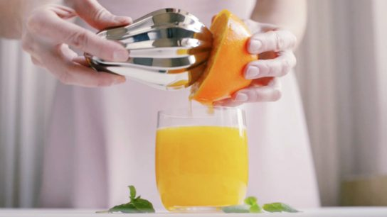 Magisso creates design solutions to everyday problems with products like BULB Citrus Reamer.