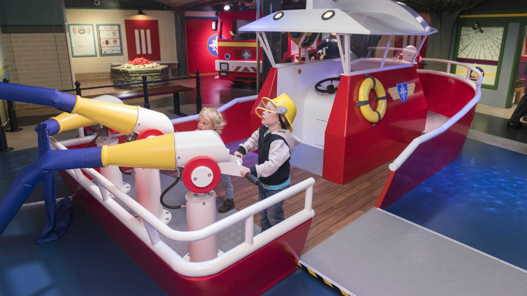 The first Mattel Play! indoor destination is located in Liverpool.