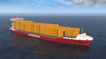 Containerships believes eco-friendly solutions are also financially sensible.