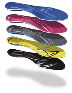 It takes less than 10 minutes to analyse and produce the moulded insoles.