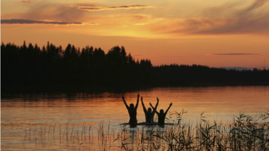 Finland has been the last on the fragile states list for seven consecutive years.