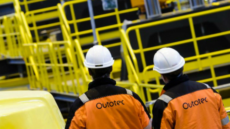 Outotec is a global leader in minerals and metals processing technology.