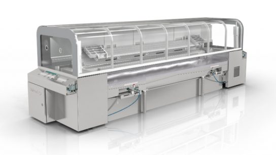 Valmet's order includes an OptiCoat Layer curtain coating station, which will keep the amount of expensive thermal coating colour low.