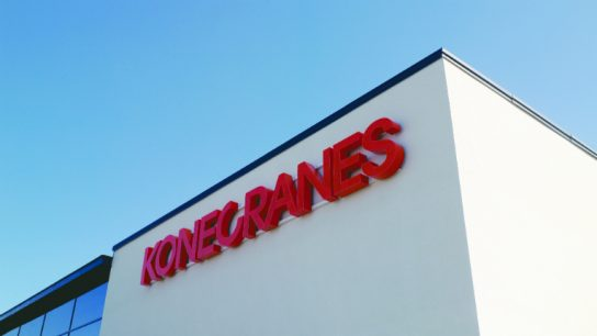Konecranes has 17 000 employees in 50 countries.