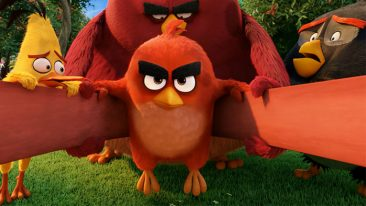 Angry Birds Movie 2 spreads its wings
