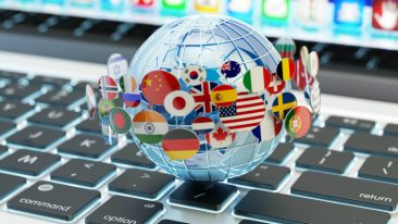 Global companies need to communicate with their customers in a variety of languages.