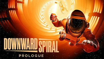 Downward Spiral: Prologue sees players negotiating their way through a tense space environment in zero gravity, accompanied by a soundtrack composed by Ville Valo.