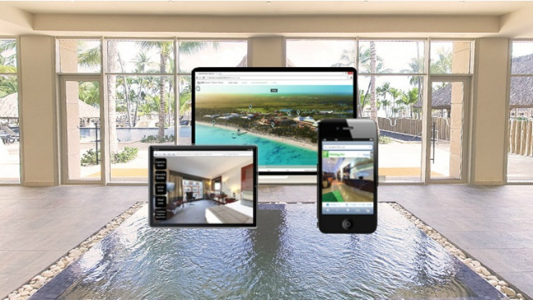 360Visualizer enables hoteliers to sell their properties and products with personalised and interactive content.