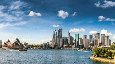 Sydney, Australia's most populous city, will reach new heights in 2019.