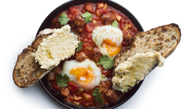 EGG is hassle-free, no-frills fast food with all details thought through.