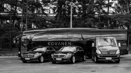 Under new management: Swedish Cabonline Group enters the Finnish taxi market under the Kovanen brand name.
