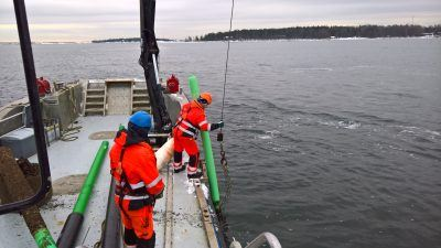 The Finnish Transport Agency is using Taival solution on to follow the movements of buoys to ensure sea safety.