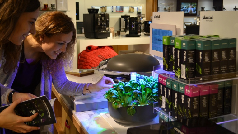 Two finnish firms boosted by crowds for Indoor gardening retailers