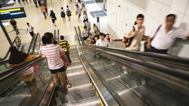 KONE provides lifts, escalators, automatic building doors and solutions for maintenance and modernisation of buildings.