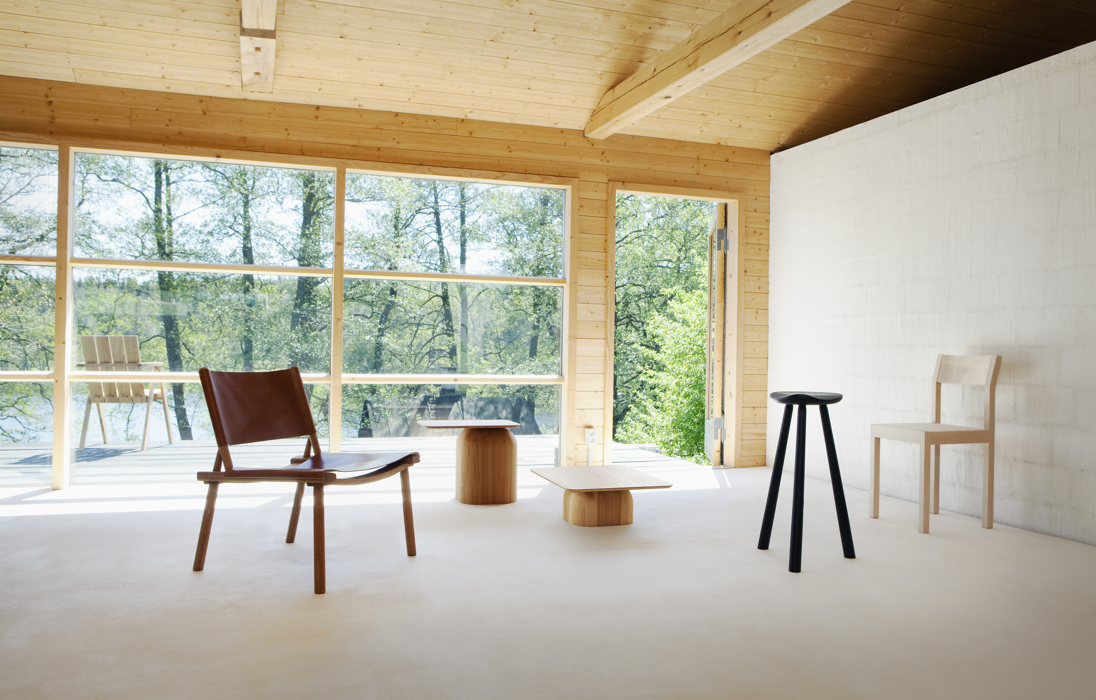 High-quality craftsmanship, contemporary design and sustainability come together with Nikari.
