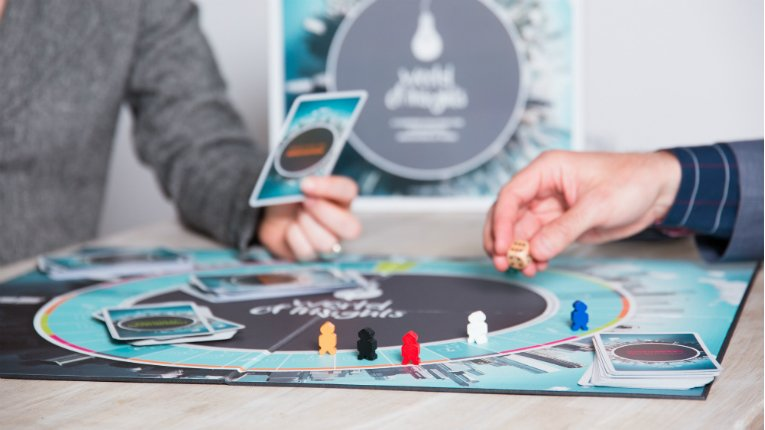 World of Insights offers ready-made business games and tools for transforming classrooms and meeting rooms into playrooms, as well as customised options and the opportunity to create new games completely from scratch.