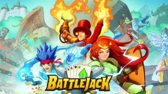 Battlejack players can join Guilds to take on enemies together.