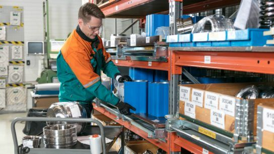 The distribution agreements improve the availability of Metso's spare parts in many regions of India.