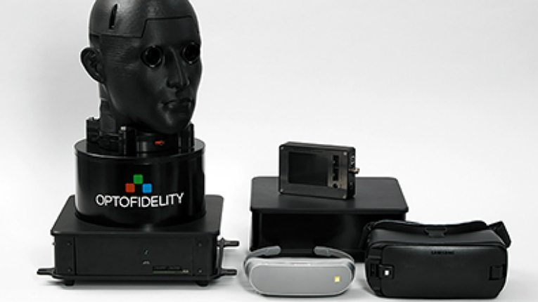 OptoFidelity provides robot assisted testing and measurement systems for smart devices such as Virtual Reality (VR) glasses and smart phones.