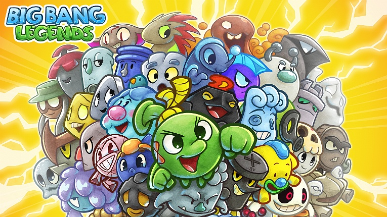In Lightneers' debut learning game Big Bang Legends, the 118 atoms of the Periodic Table feature as hero characters.