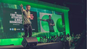 Startups can apply to pitch to Gary Vaynerchuk live on stage at next year's Arctic15.