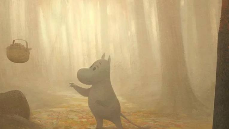 The new Moomin show is likely to find fans all over the globe.