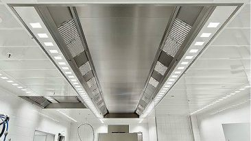 Halton Group offers indoor air solutions for demanding spaces.